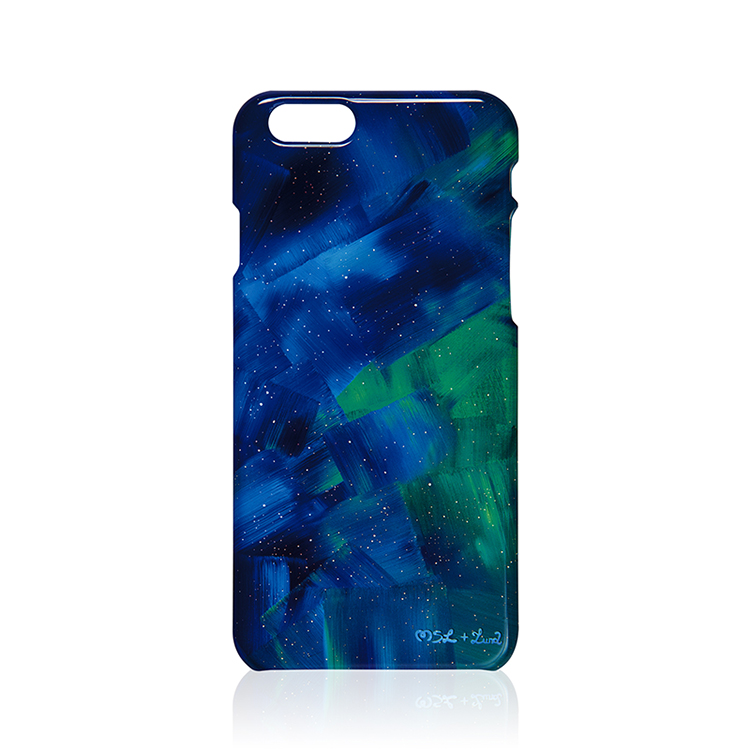 Artistic Cellphone Case - Magnificent Wonder World/Perpetuating Energy