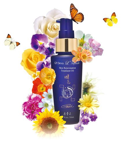Skin Care-L'Infinite Gold-Skin Rejuvenation Treatment Oil