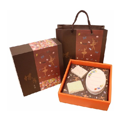 Butterfly Dance Happiness ‧ soap gift box