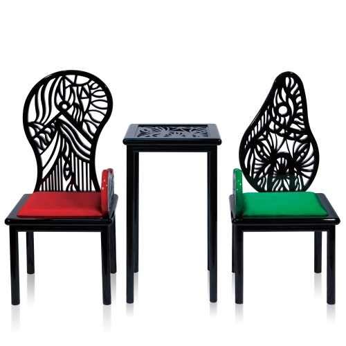 Take a Seat Series / With You, with True Love Furniture Set