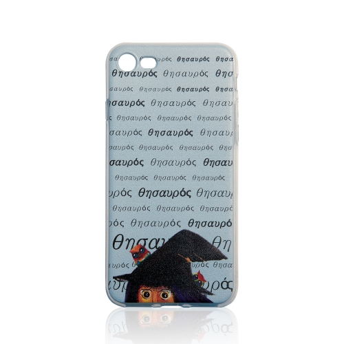 Artistic Cellphone Case - Fortune Fairy (Gray)