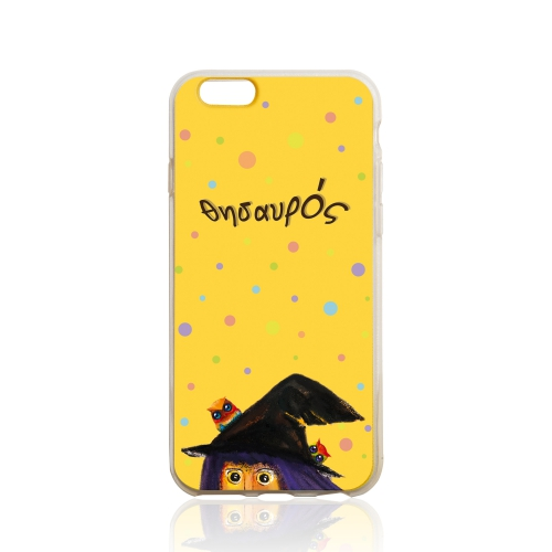 Artistic Cellphone Case - Fortune Fairy (Yellow)
