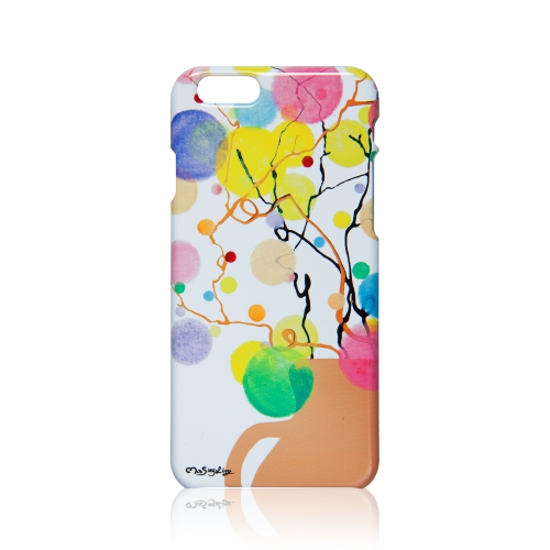 Artistic Cellphone Case - Spectacular Blossom/Smile of the Beloved