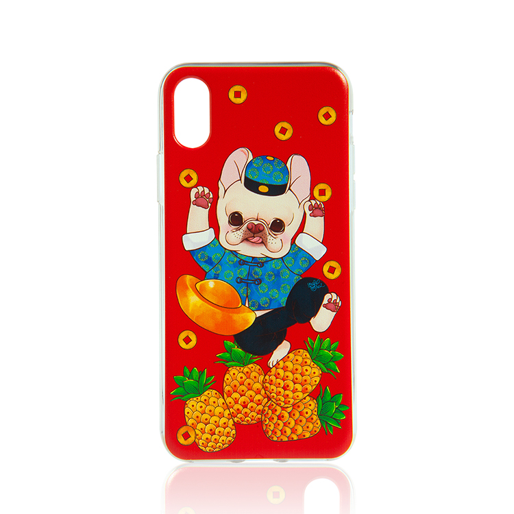 BoBi PAPAGO Cellphone Case – BoBi Lucky Pineapple