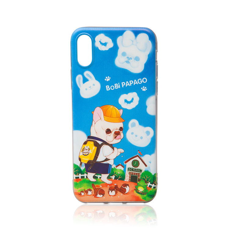 BoBi PAPAGO Cellphone Case – Fun of Going to School