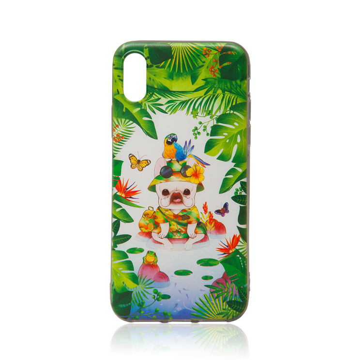 BoBi PAPAGO Cellphone Case – Forest Explorer